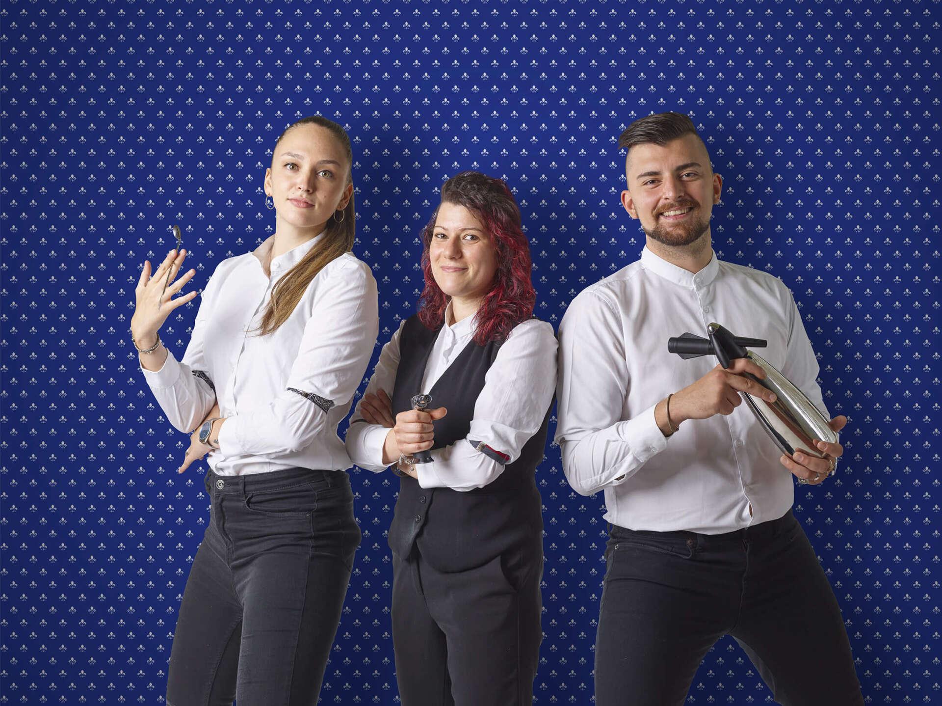 Veronica Costantino, Giulia Colantoni e Andrey Nabokov - Largo9