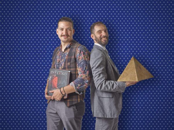 Leonardo Sinceri e Luciano Secci